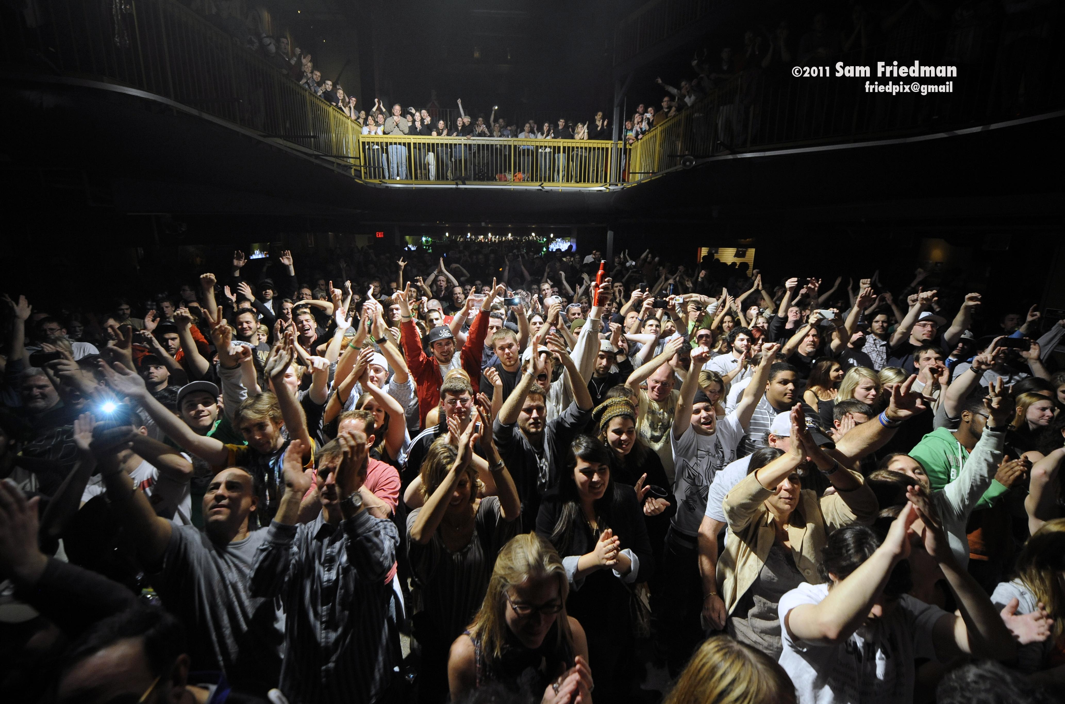 """The Bridge: """"Last Waltz"""" Ram's Head Live: Pix: Video: Free Downloads"""